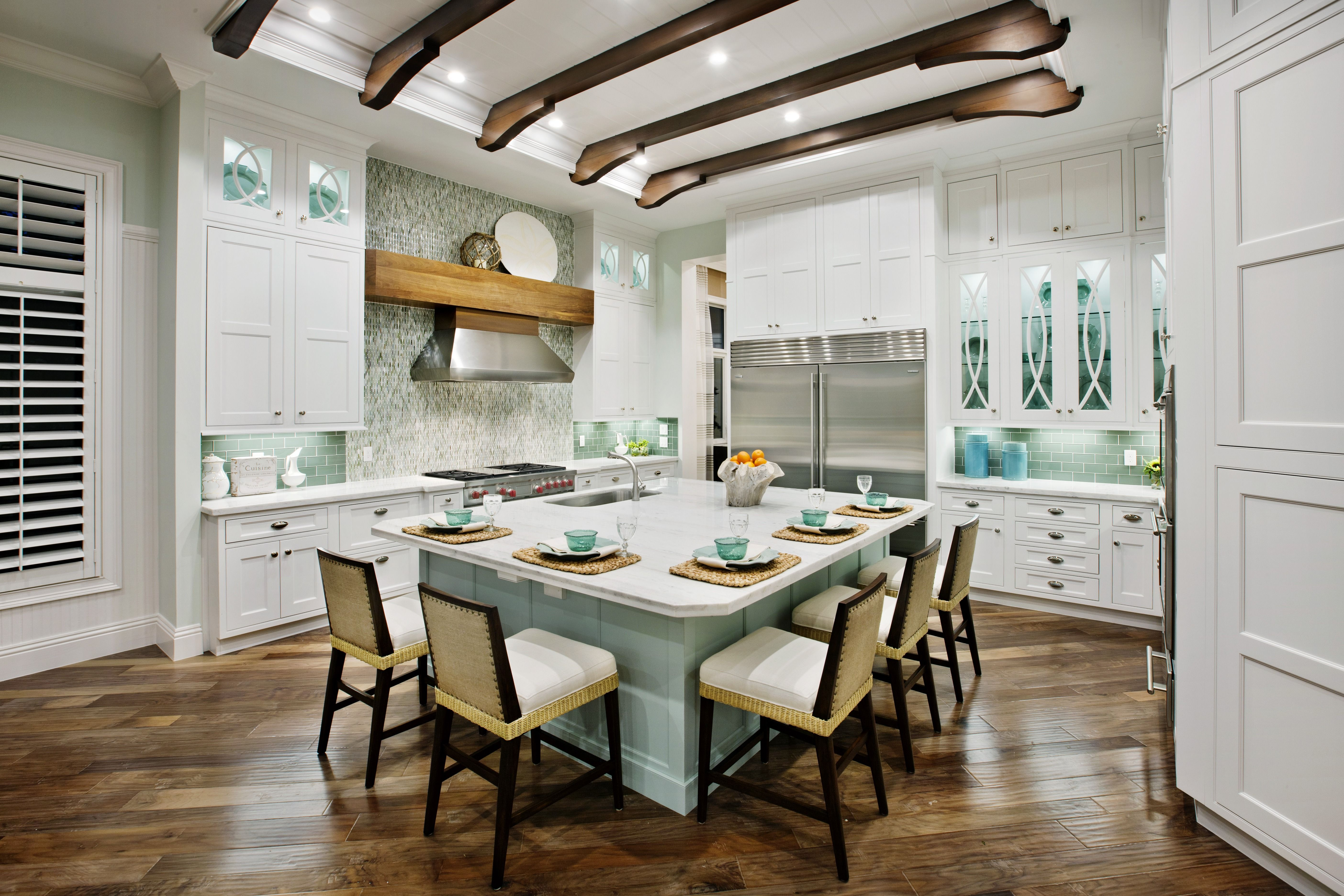 Toll Brothers At Frenchman's Harbor Fl  Kitchens  Pinterest Enchanting New Model Kitchen Design Design Ideas
