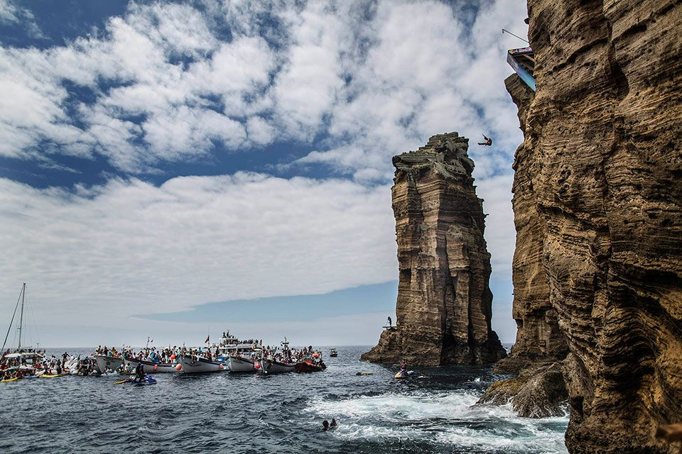 Azores, Portugal - Cliff Diving Spots, 5 of the World's Best