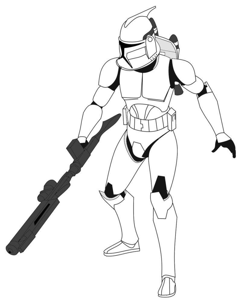 Image result for star wars the clone wars clone trooper