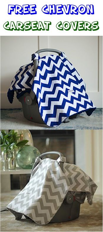 FREE Super Cute Chevron Carseat Canopy Cover! just pay s/h -  sc 1 st  Pinterest & FREE Super Cute Chevron Carseat Canopy Cover! just pay s/h ...