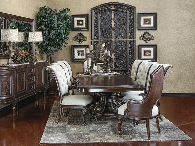 Grand Palais Rectangle Dining Check Out These Chairs  Dream Classy Rectangle Dining Room Tables Design Decoration