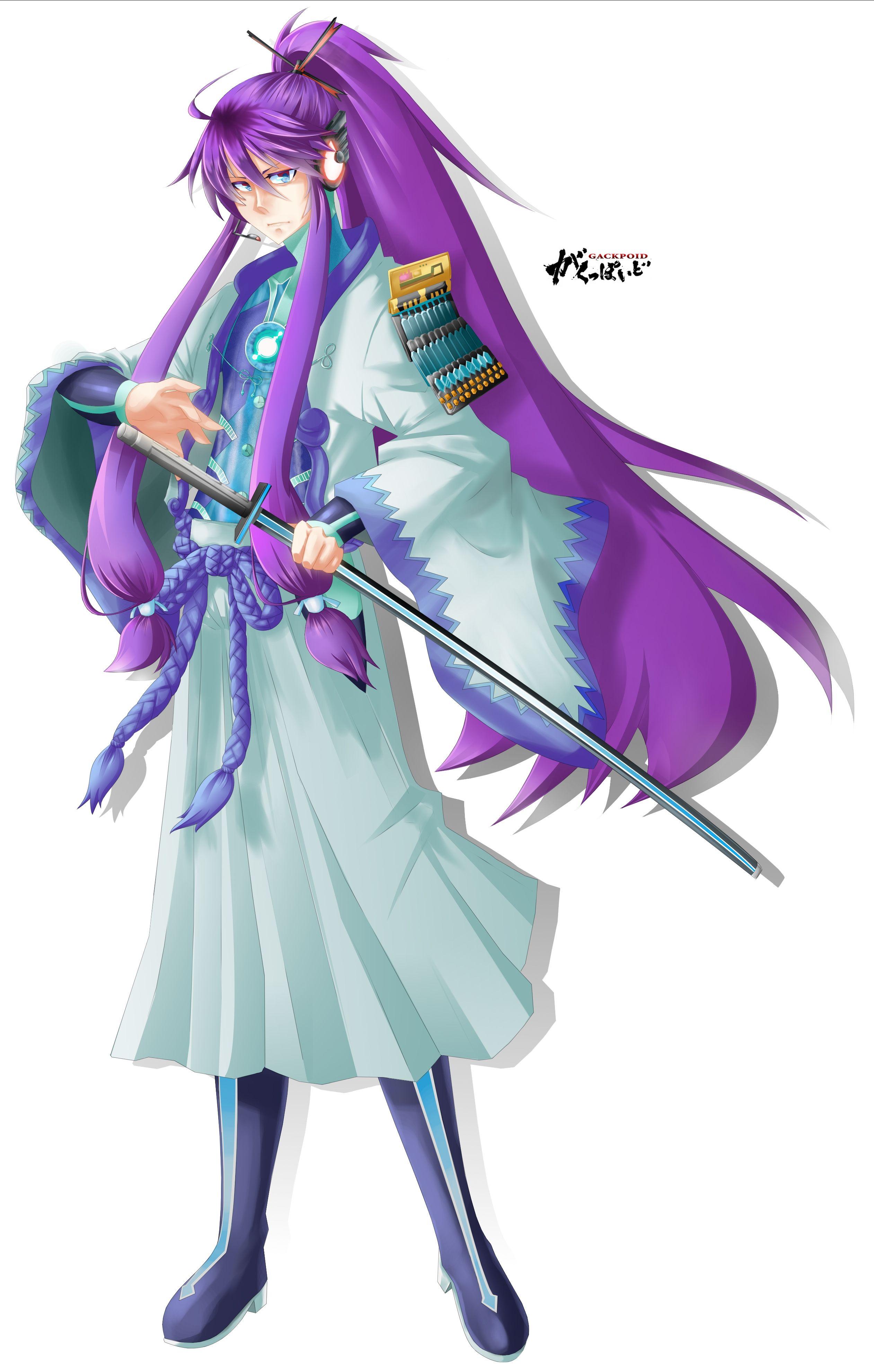 Kamui Gakupo/#1491246 - Zerochan | Vocaloid, Hatsune miku, Anime