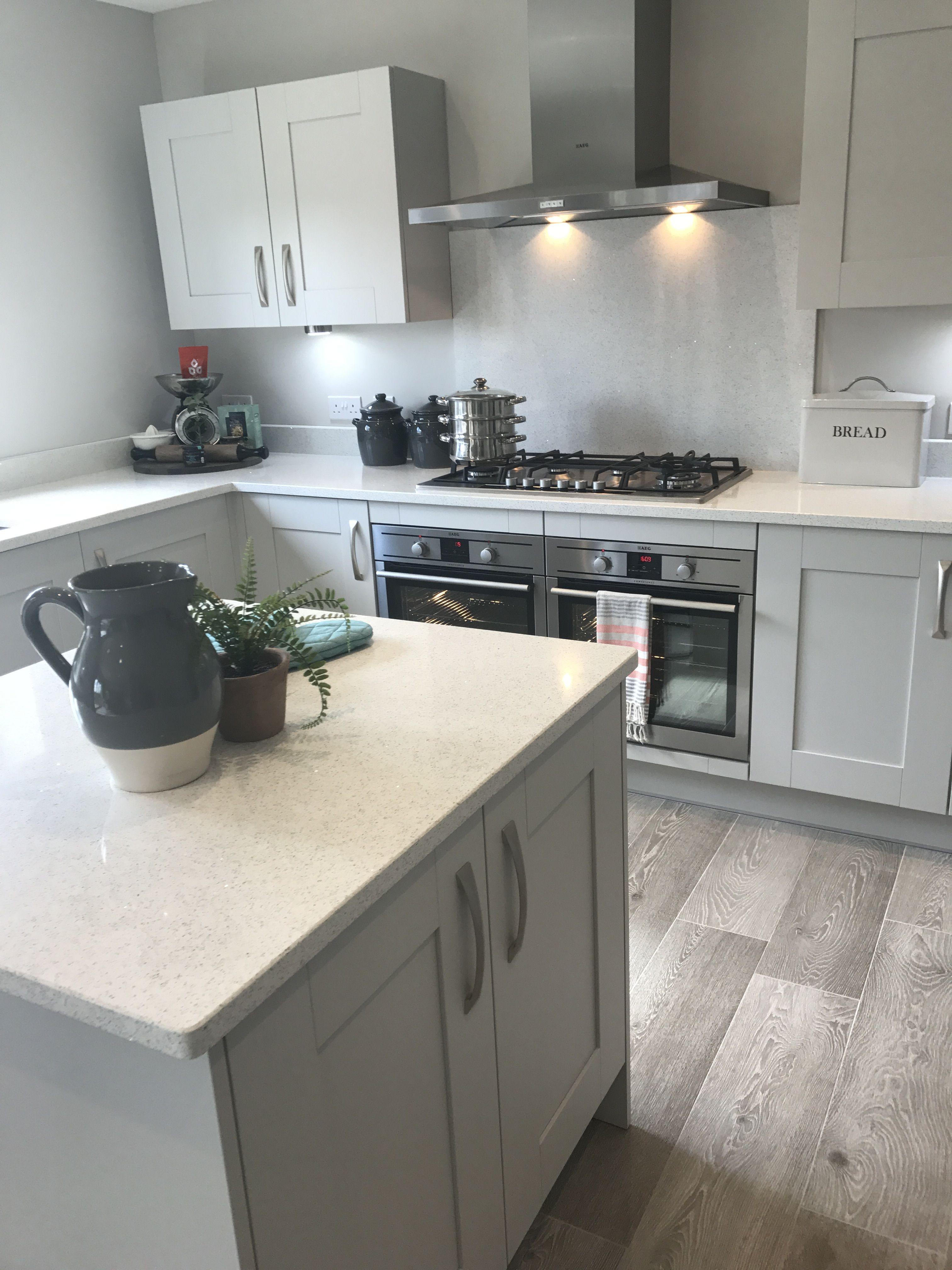 Redrow Kitchen Modern Grey Kitchen Inspirations Modern Kitchen Kitchen