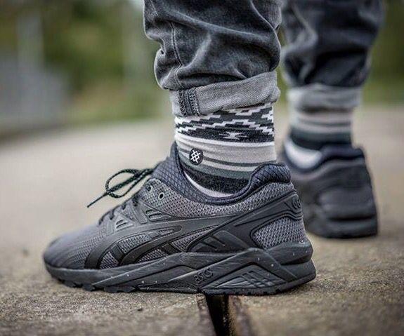 Asics Gel Kayano Evo: Black (avec images) | Chaussures de