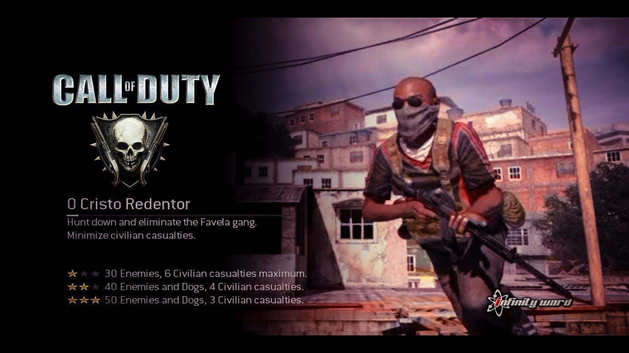 Kill Favela Gangs Call Of Duty Mw 2 Modern Warfare Call Of Duty Special Ops