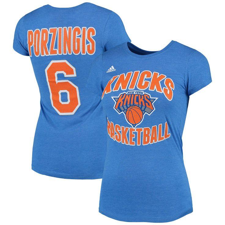 Kristaps Porzingis New York Knicks adidas Women's Name