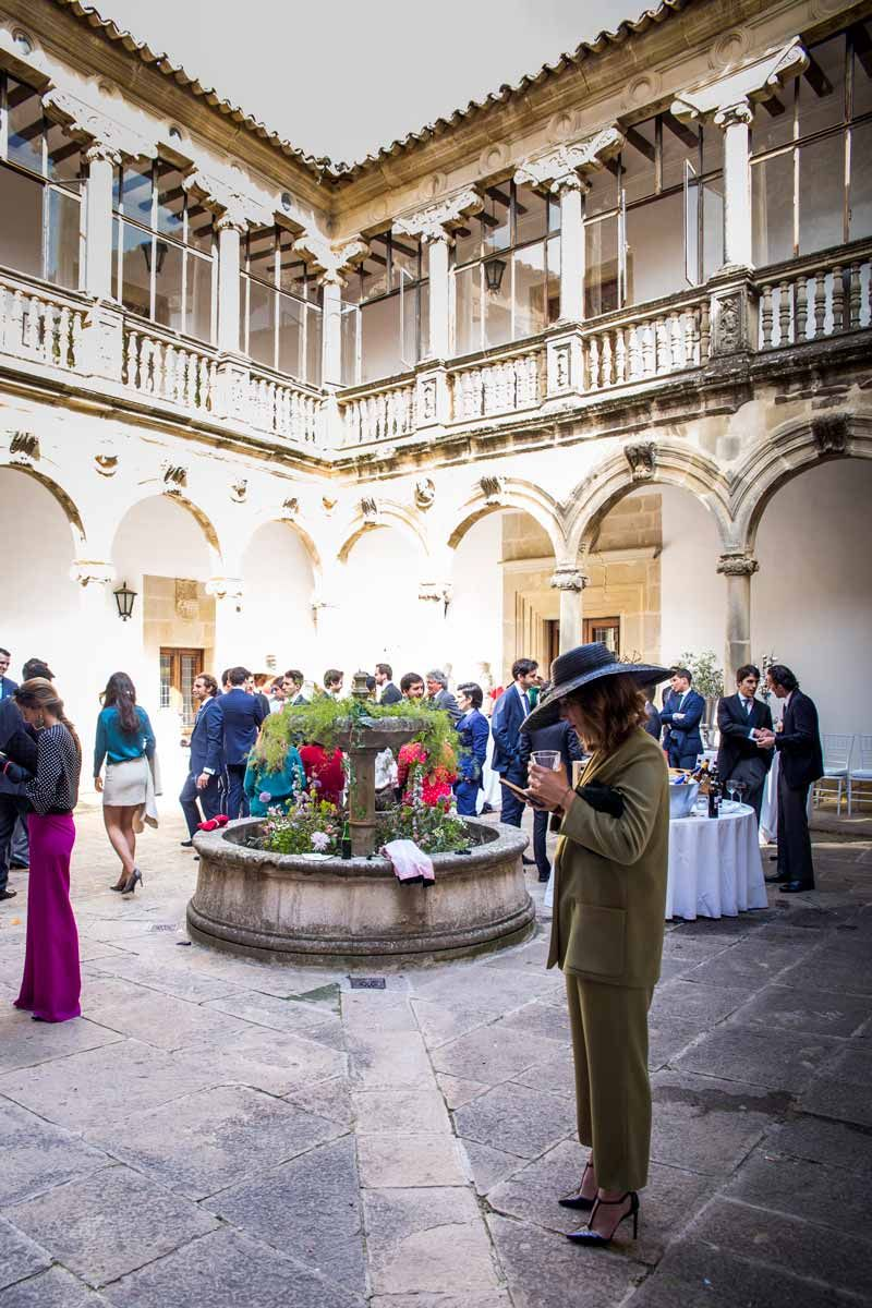 La boda de Macarena y Luis en Canena (Jaén) © Patricia Semir