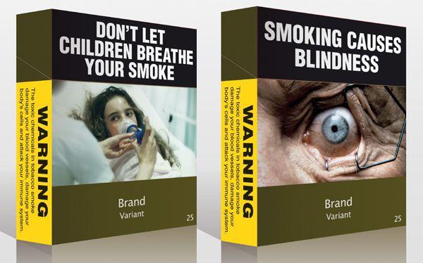 Australia aprobó la ley más dura contra el cigarrillo