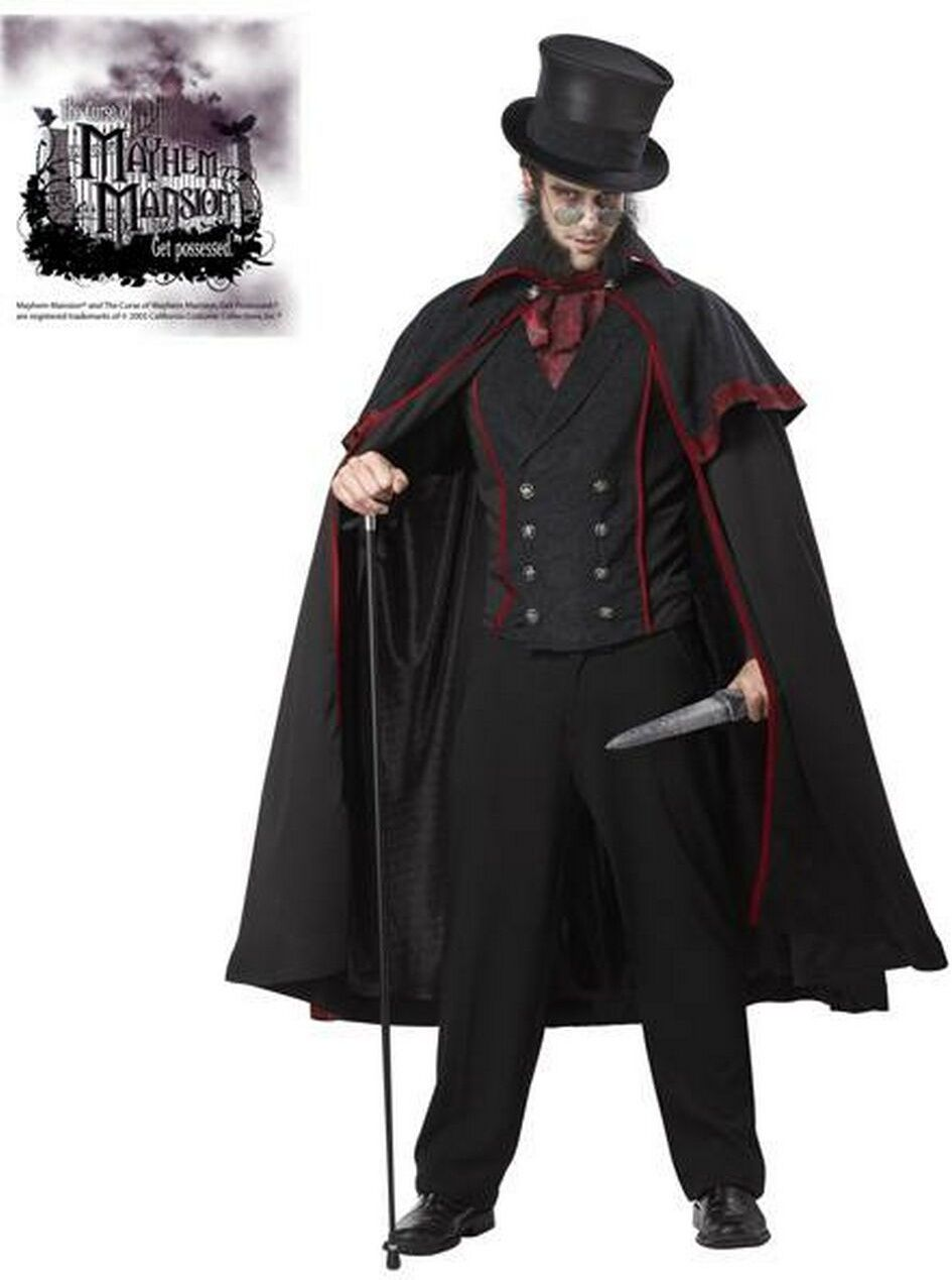 Jack The Ripper Costume   Adult Costume | Costumes