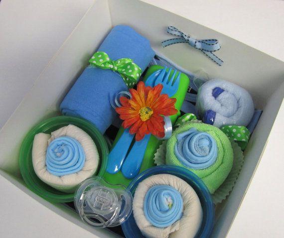 cute baby shower gift idea baby shower pinterest cadeau naissance cadeau et id es cadeaux. Black Bedroom Furniture Sets. Home Design Ideas