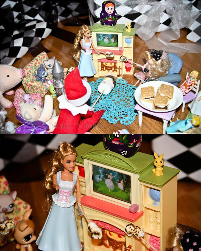 Tiaras & Tantrums - Blog - Iohannes, Our Elf, Departs {More Elf on ...
