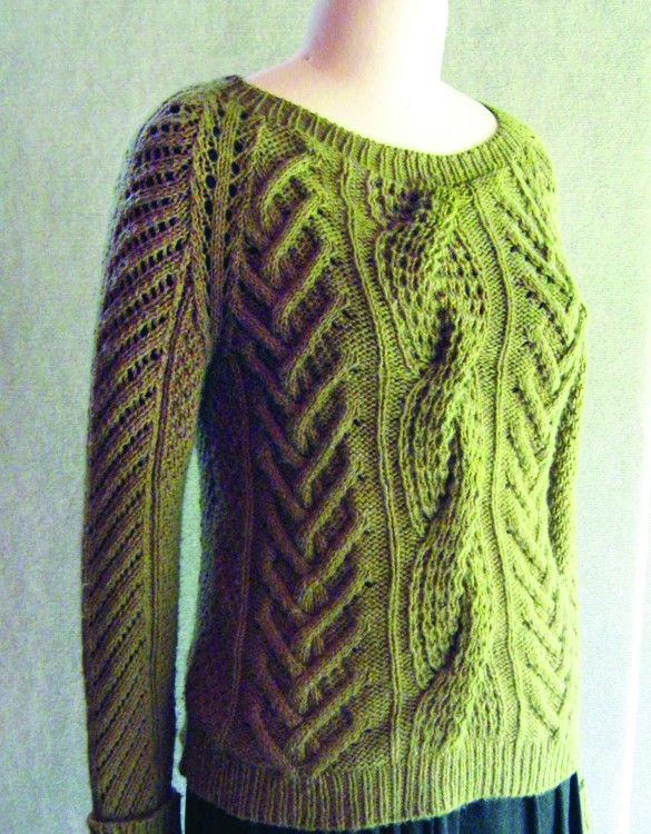 'Fishermans Daughter' pattern by Sunday Knits | Sweater ...
