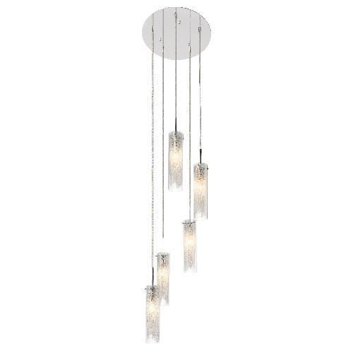 Suspendu suspension multi luminaire luminaires for Suspension luminaire cage
