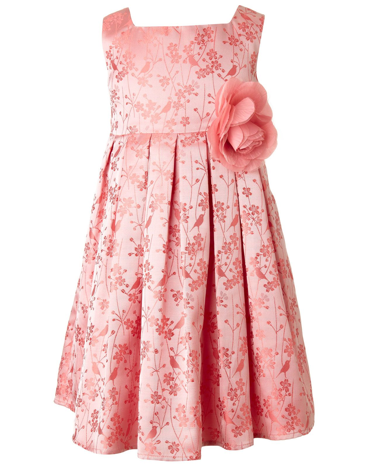 Girls Dress and Belt (3-13yrs) - Matalan | matalan | Pinterest ...
