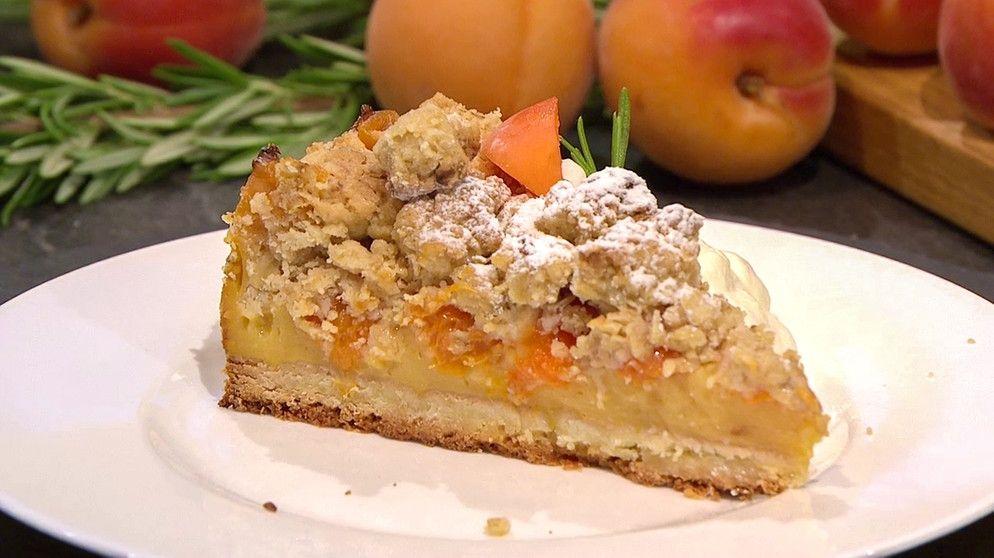 Wir In Bayern In 2020 Rezepte Aprikosenstreuselkuchen Streusel Kuchen