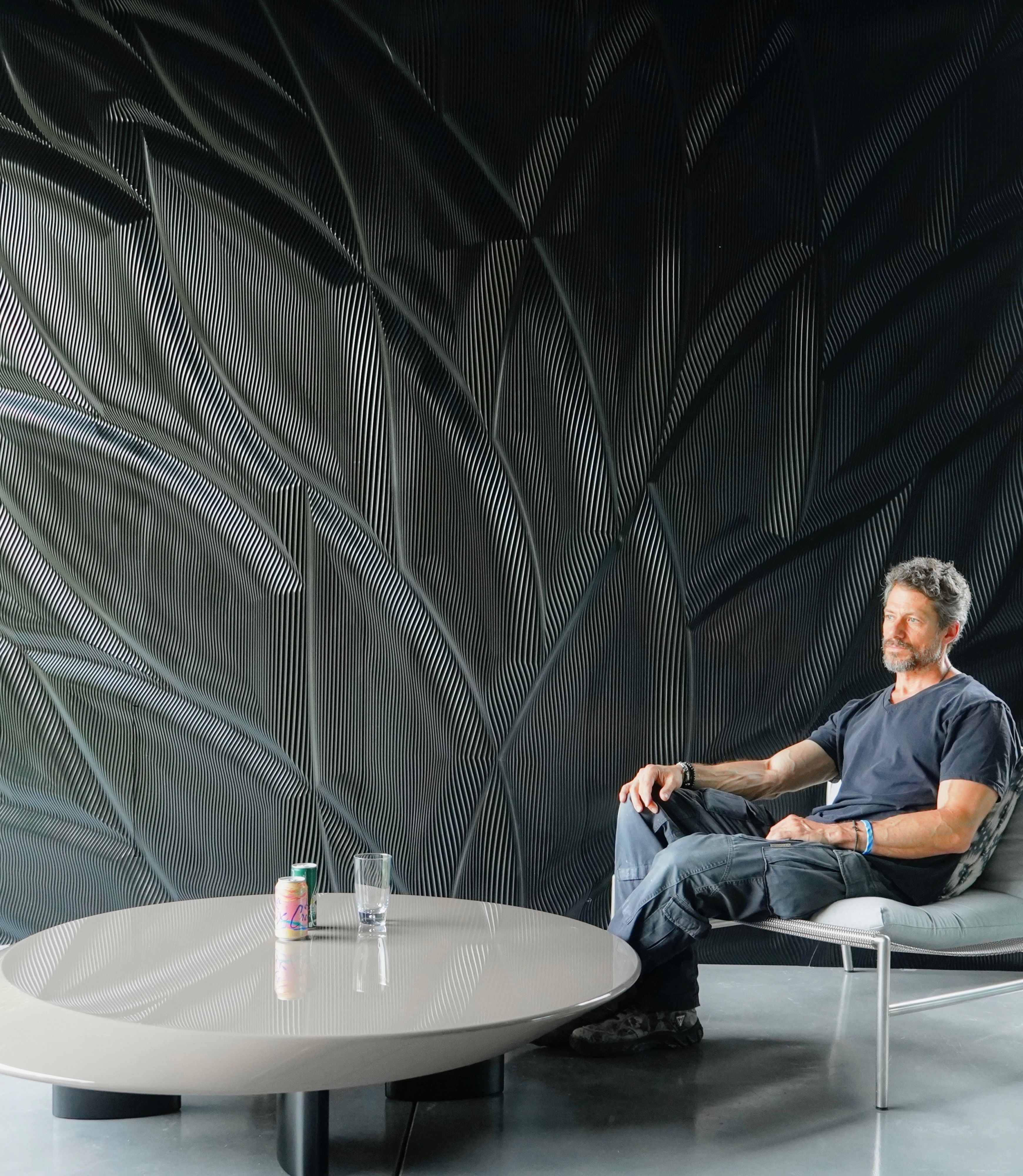 Billow 3d Wall Panels Corian Corian Colors