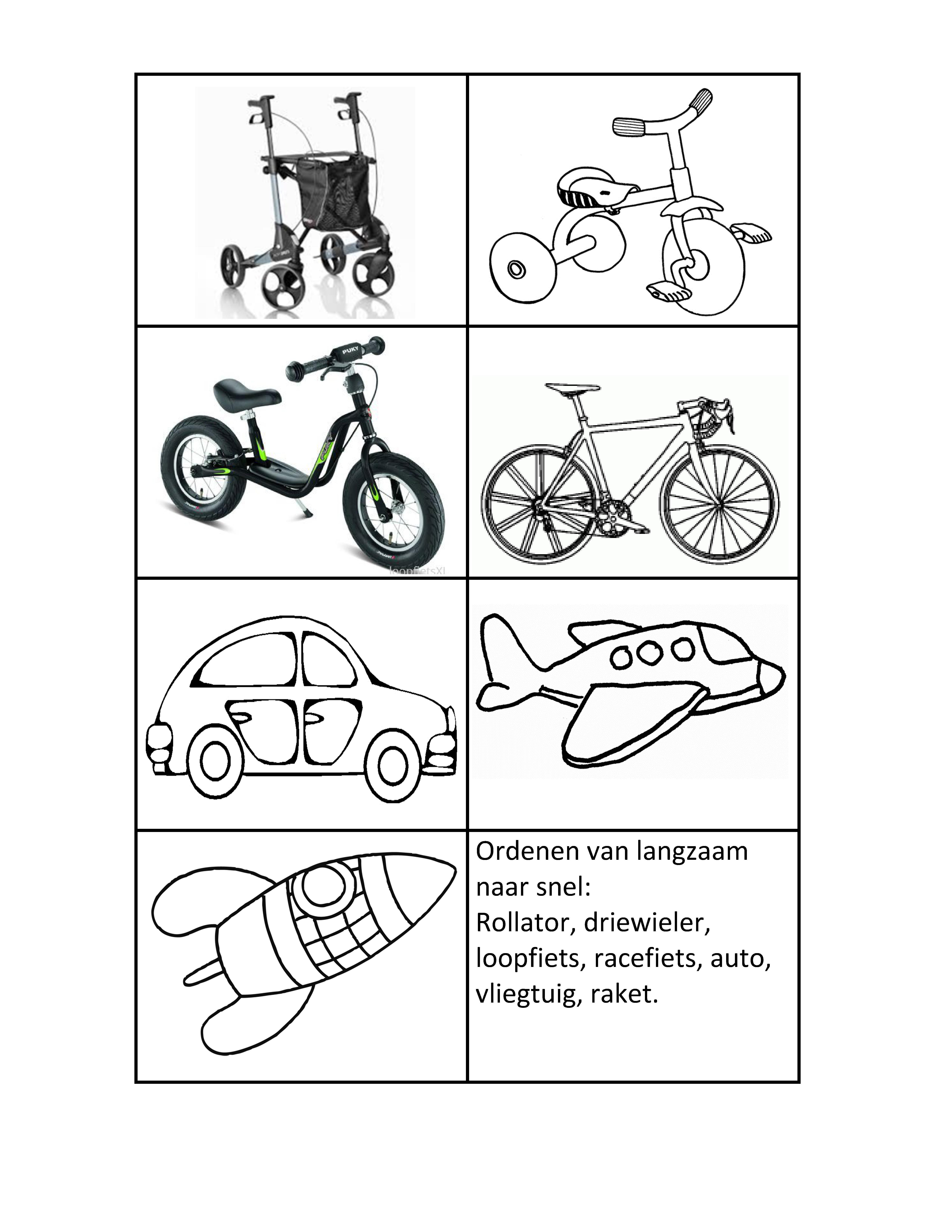 kleurplaat rollator kidkleurplaat nl
