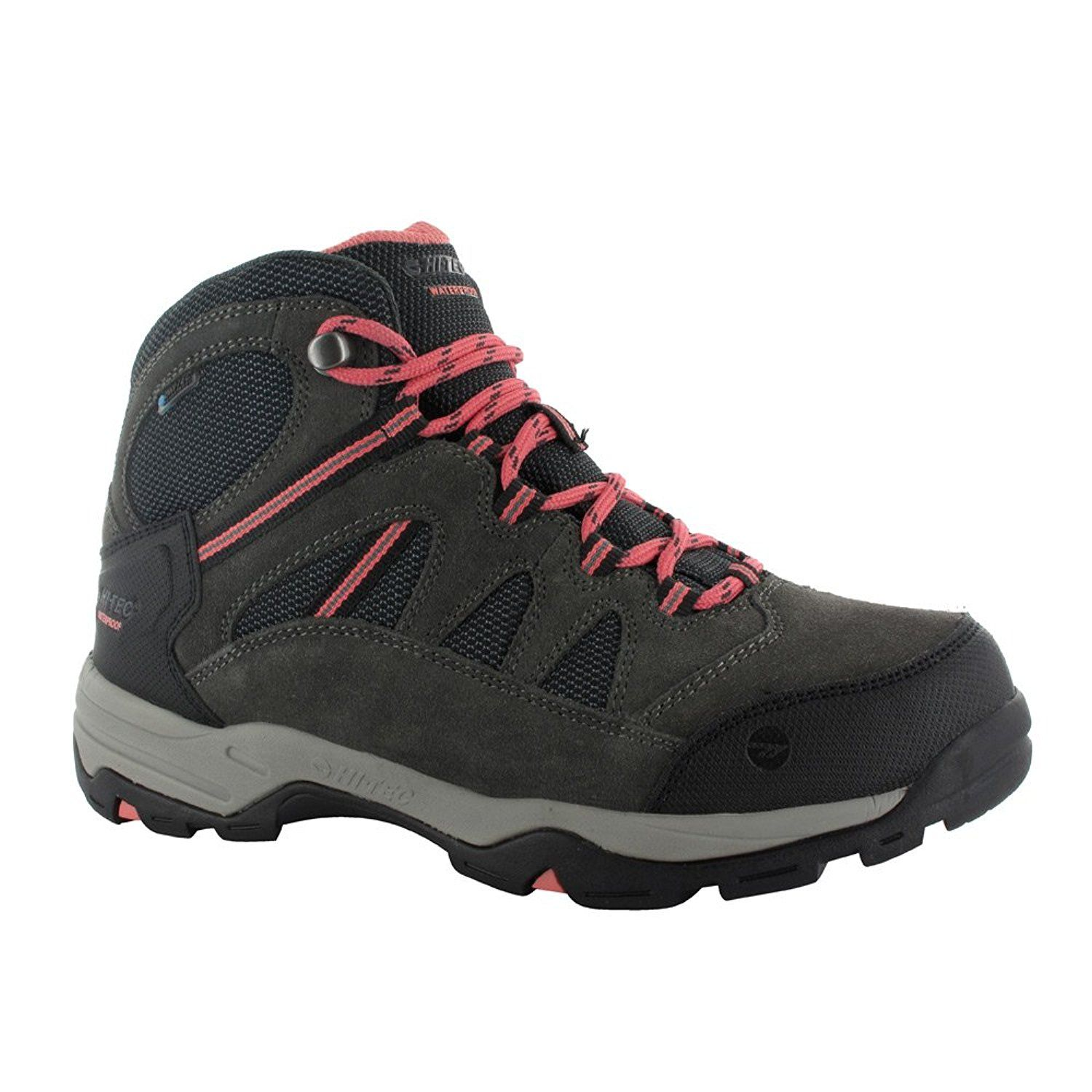 Hi-Tec Women's Bandera Mid II WP Hiking Boot *** Unbelievable product right here! : Hiking And Trekking Shoes Boots