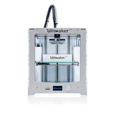 Ultimaker 2 + 3D Printer Fully Assembled Printer, 3d
