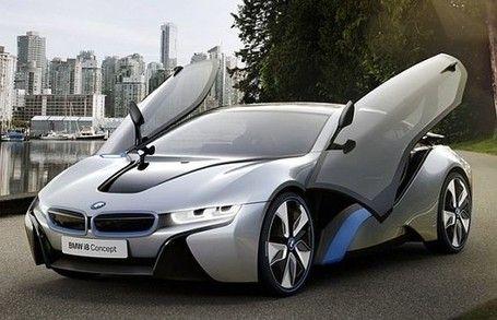 BMW Bets 48,500 BMW i3 Electric Car, BMW i8 Hybrid