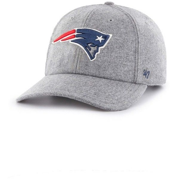 078295b8735 Men s 47 Brand Nfl Clean-Up Ball Cap ( 28) ❤ liked on Polyvore featuring  men s fashion