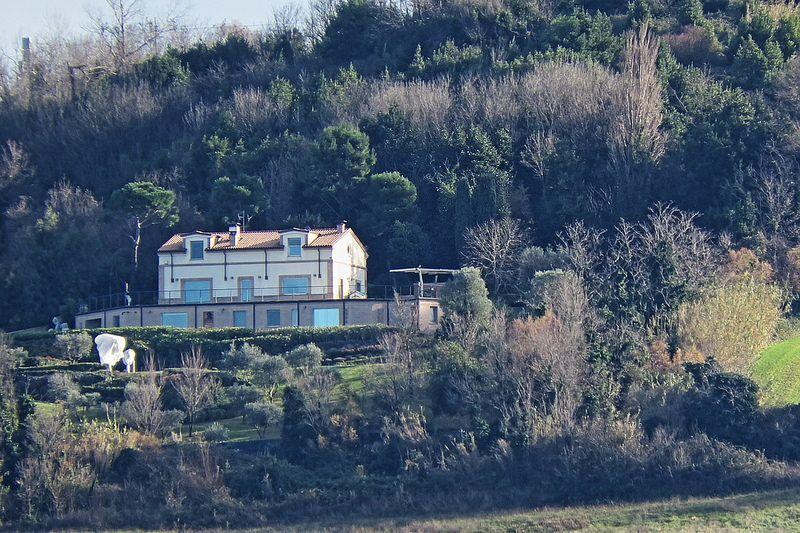 Ancona, Marche, Italy - Italian Country Hous by Gianni Del Bufalo (CC BY-NC-SA 2.0)इटली  意大利 Italujo イタリア Италия איטאליע إيطاليا
