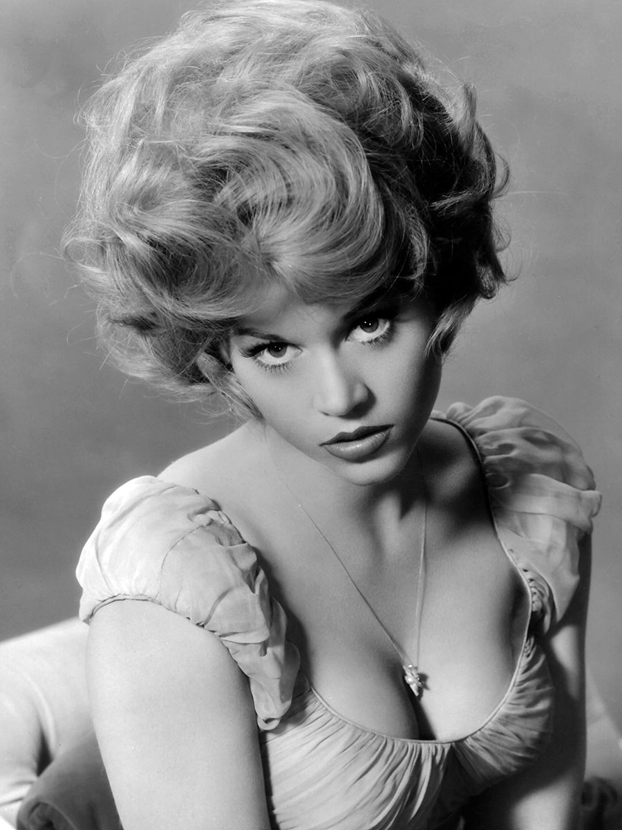 Jane Fonda in a publicity photo for The Chapman Report