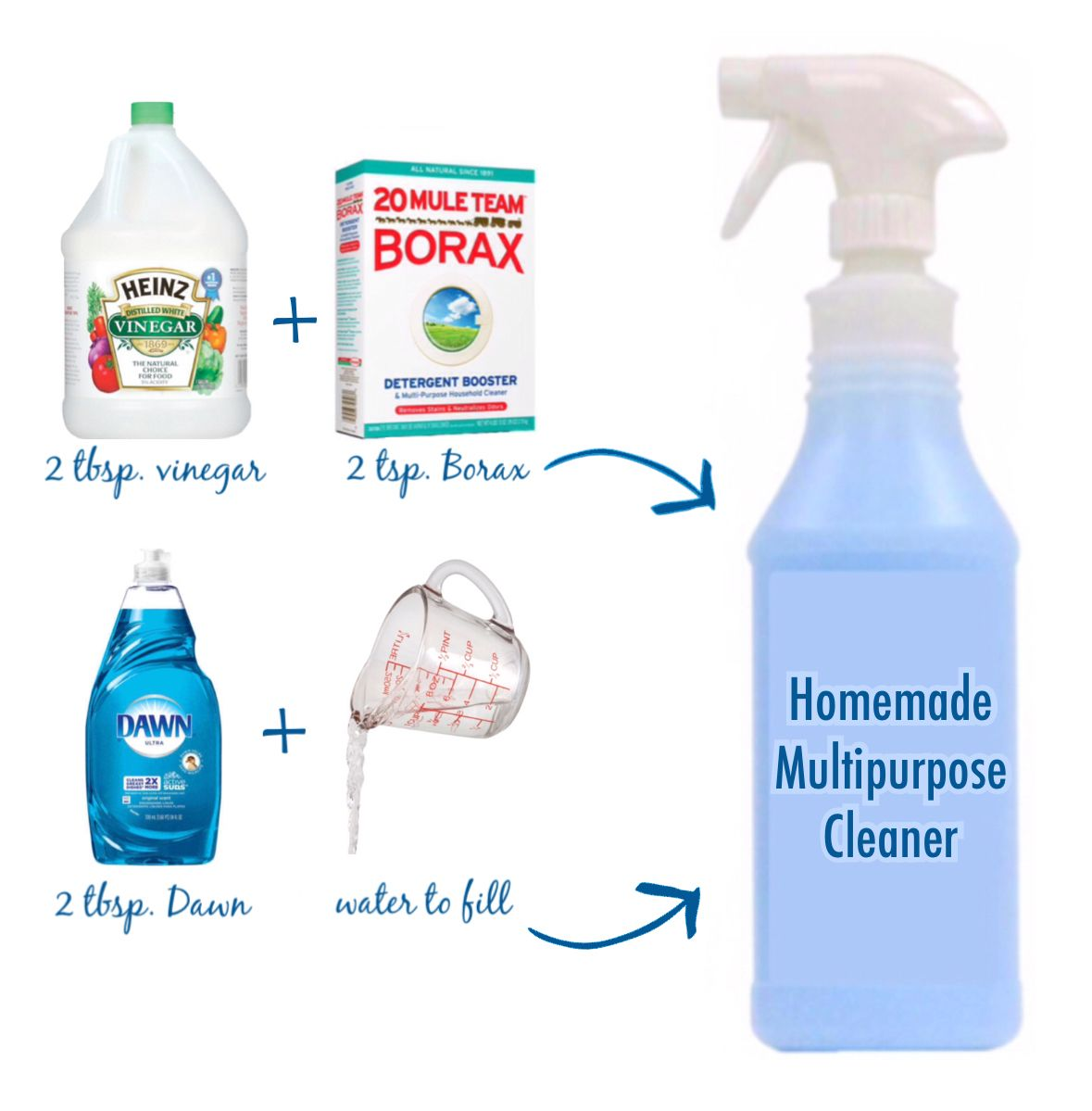 ('Homemade Multipurpose Cleaner...!') (With Images