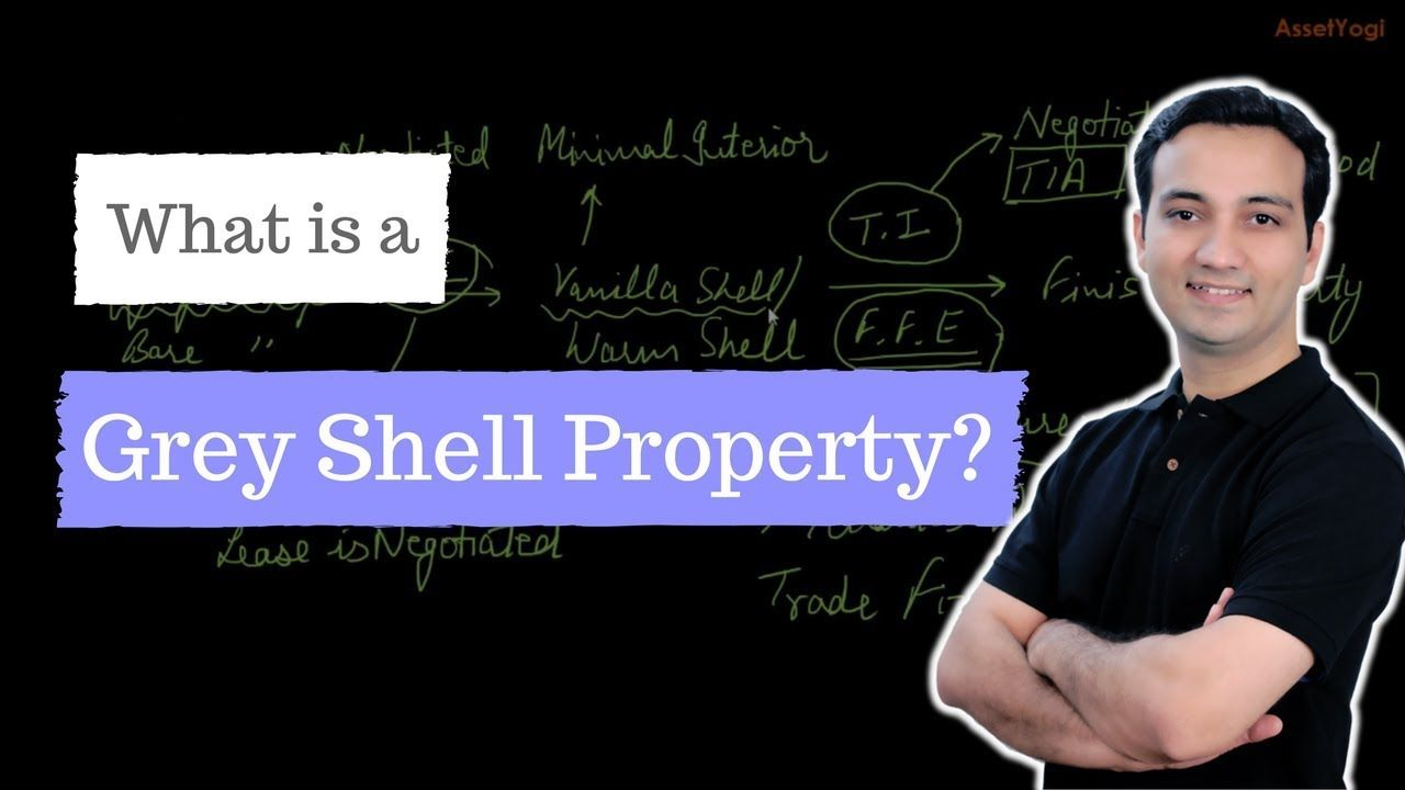 Grey Shell Property (Office Space) - Explained with Examples and Tips     Do you know what is grey shell property and What all is included in a grey shell office space or building?  If not then, watch this video to know more about Grey Shell Property and some additional tips for buying or leasing a grey shell property.  #RealEstate #GreyShellProperty #AssetYogi