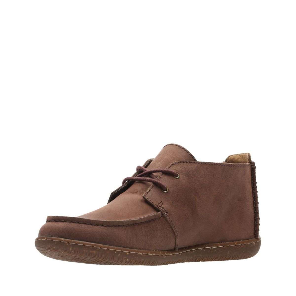 f78cd68878f2e3 Clarks Saltash Mid - Mens Boots British Tan Leather 8 | Products ...