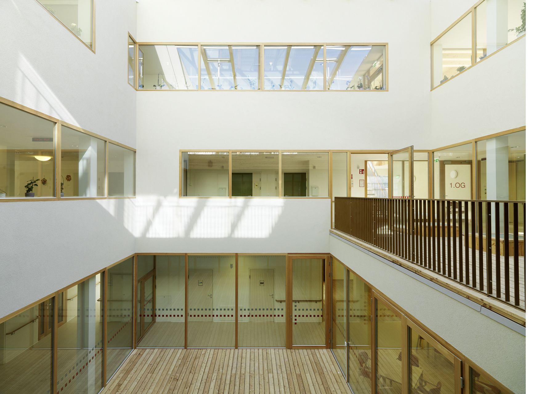 Nursinghome Leoben « Dietger Wissounig Architekten – Architektur und ...