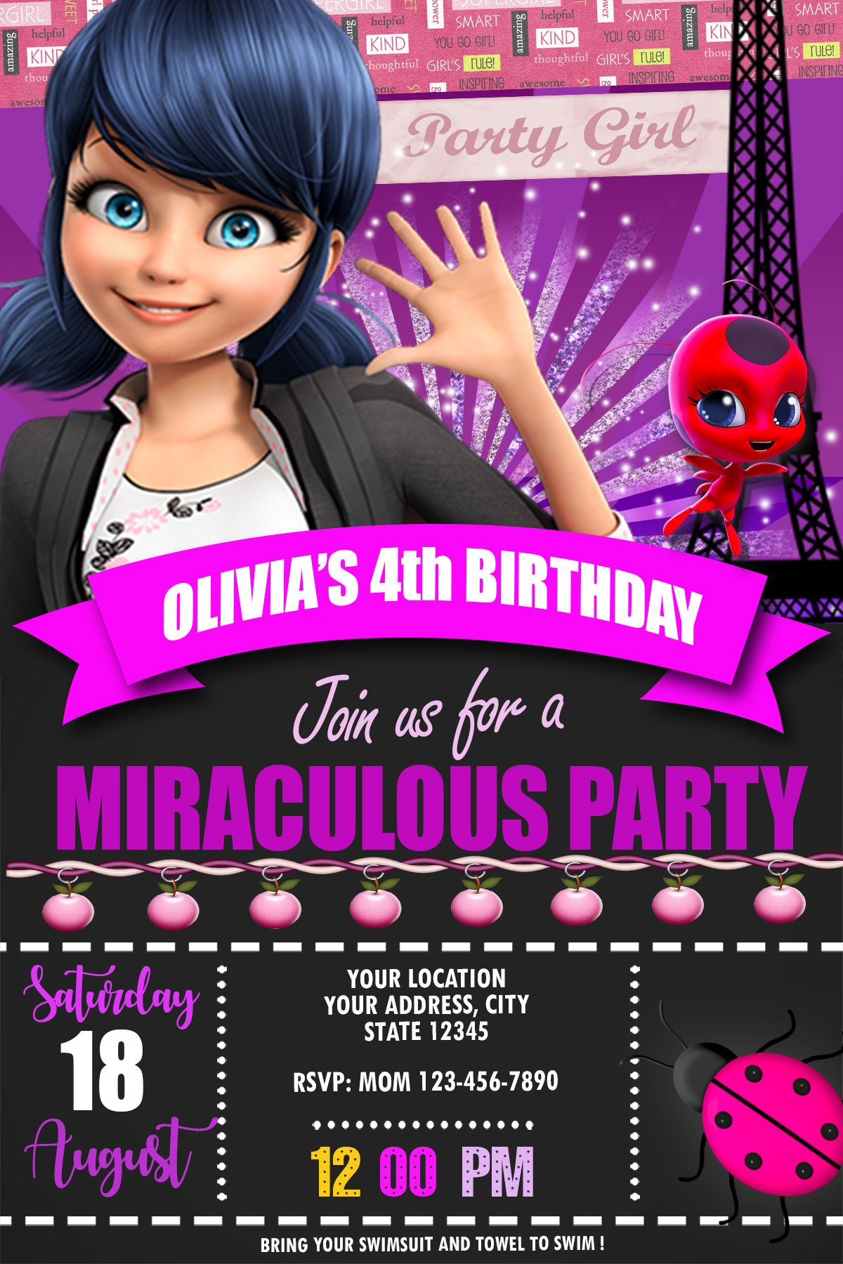 Personal Moments 10 PERSONALISED MY LITTLE PONY GIRL BIRTHDAY PARTY INVITES INVITATIONS KIDS