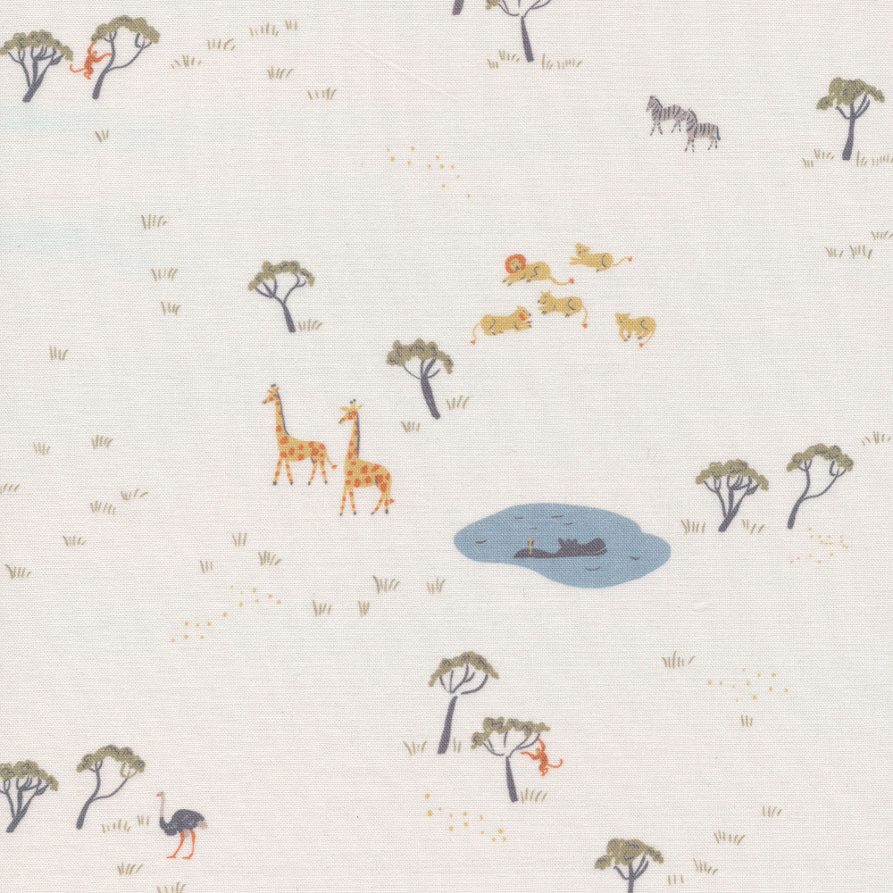 Garden of Eden - Cloud9 Fabrics in 2020 | Camping fabric ...