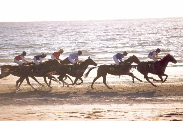 Racing on the Beach Laytown