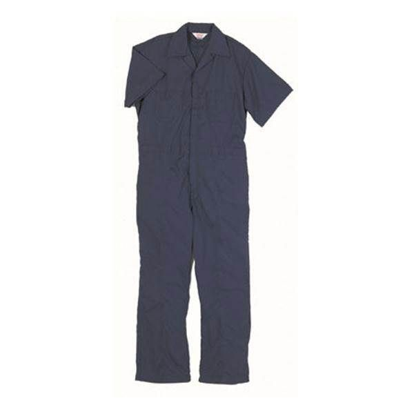 walls men s short sleeve poplin twill non insulated on walls coveralls for men insulated id=11630