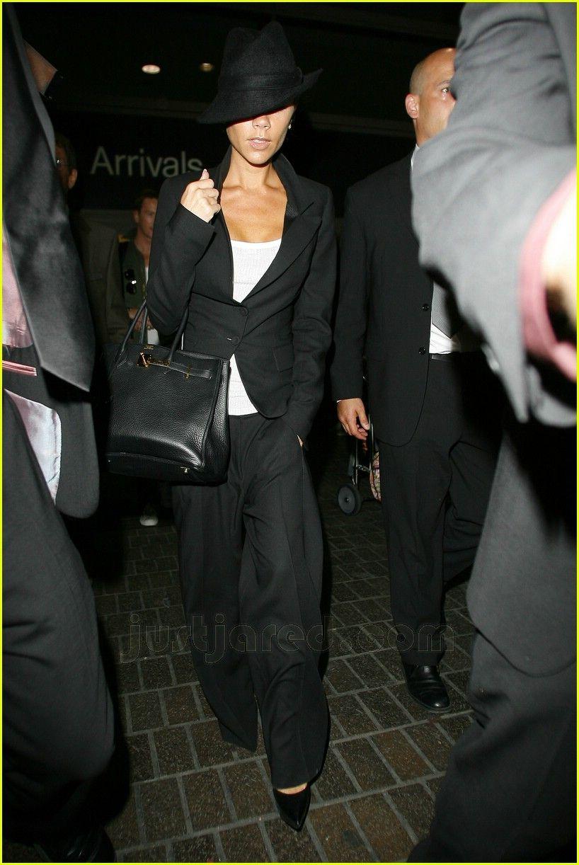 Victoria Beckham Suits Up Again