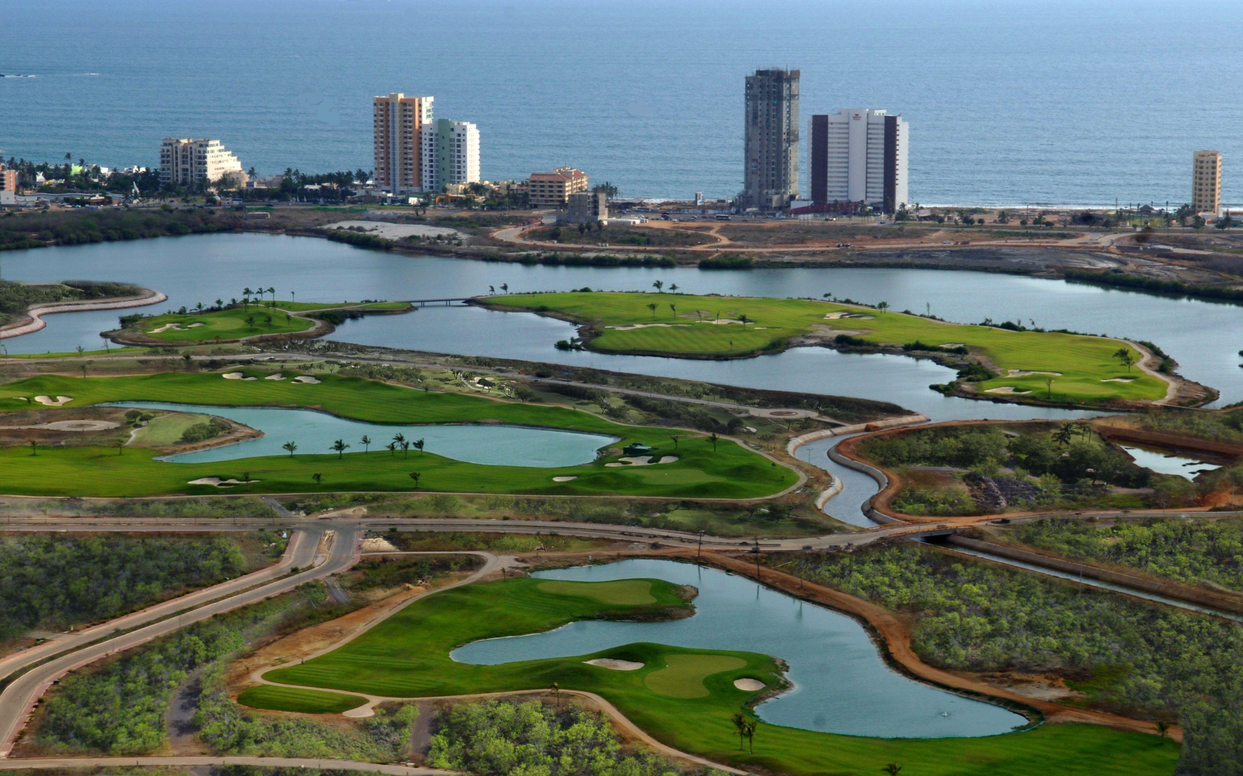 Resultado de imagen de mazatlan marina golf