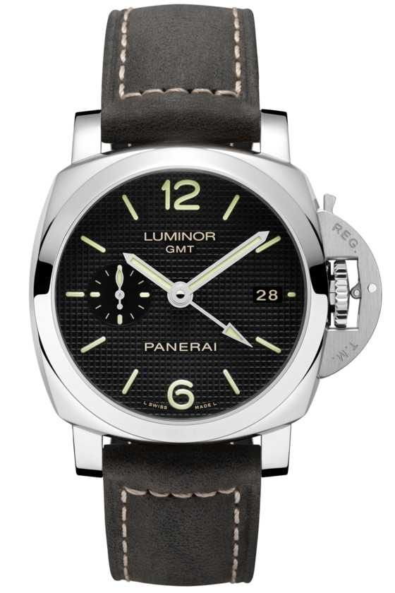 97ce07432d0 Panerai Luminor 3 Days GMT Automatic Acciaio
