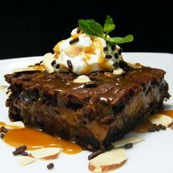 Caramel Brownies III