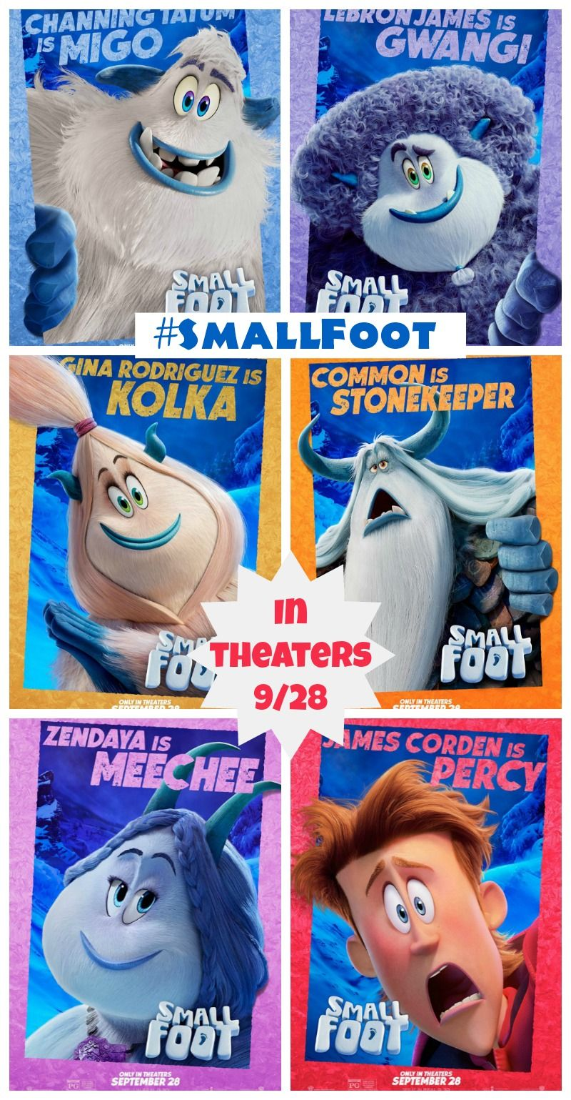 Not every legend is a tall tale. Watch the new trailer for #SMALLFOOT – in  theaters September 28.