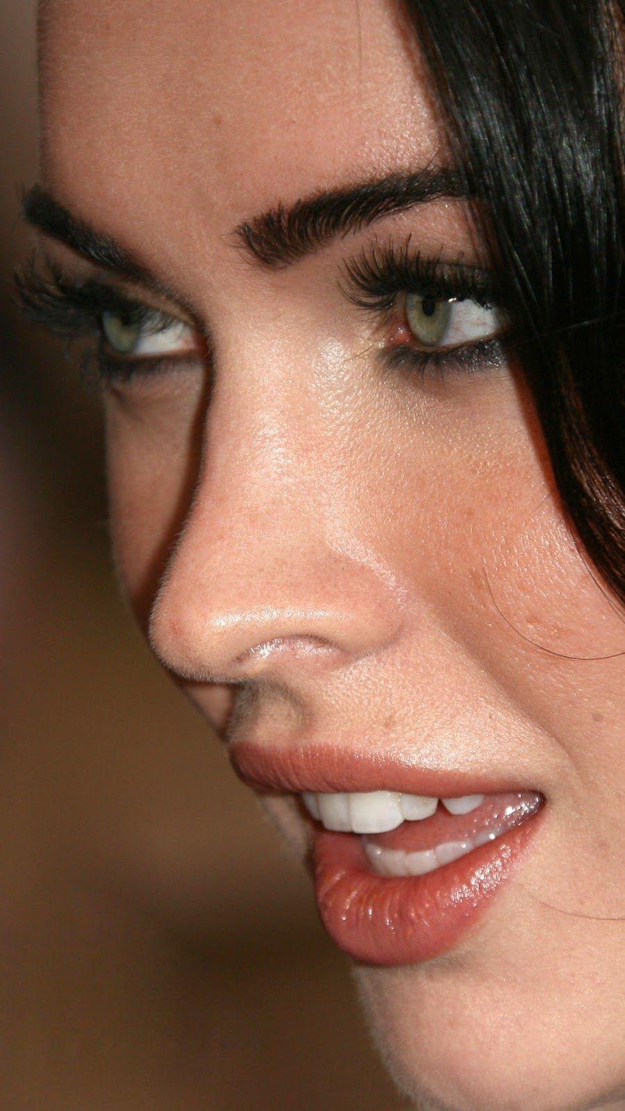 Linda Megan Fox Face Megan Fox Hair Megan Fox Pictures