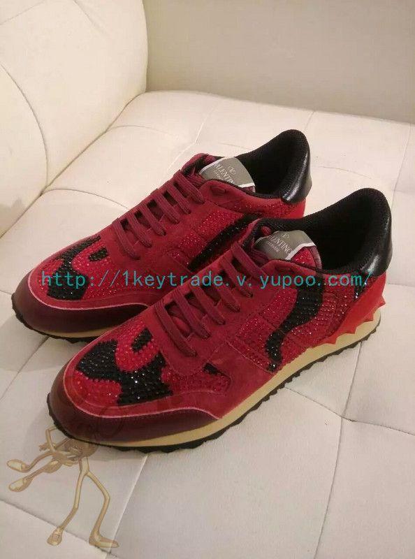 Valentino shoes, Underarmor sneaker