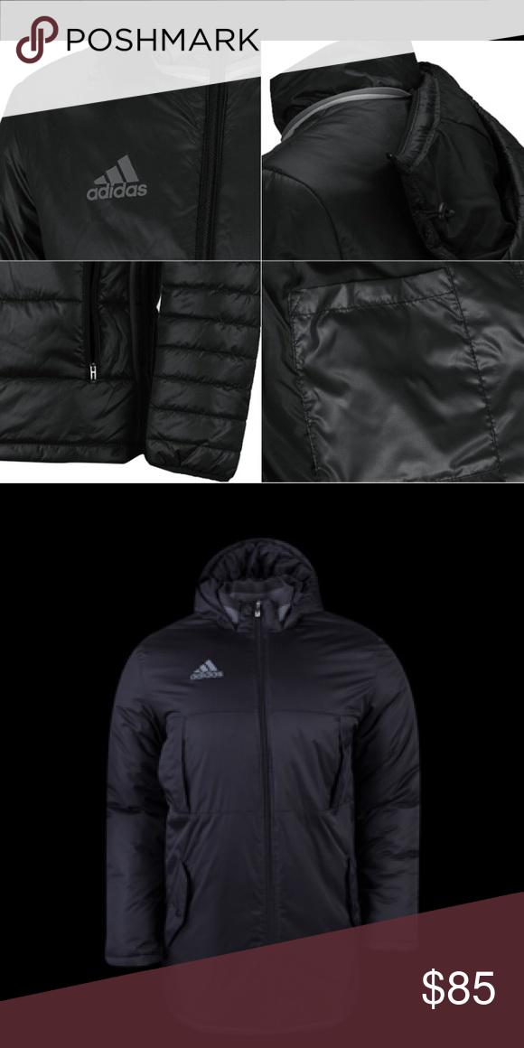 Men's MWT adidas soccer jacket Men's NEW soccer adidas