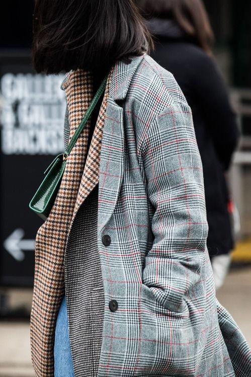 m File | NYFW #streetstyle #coat