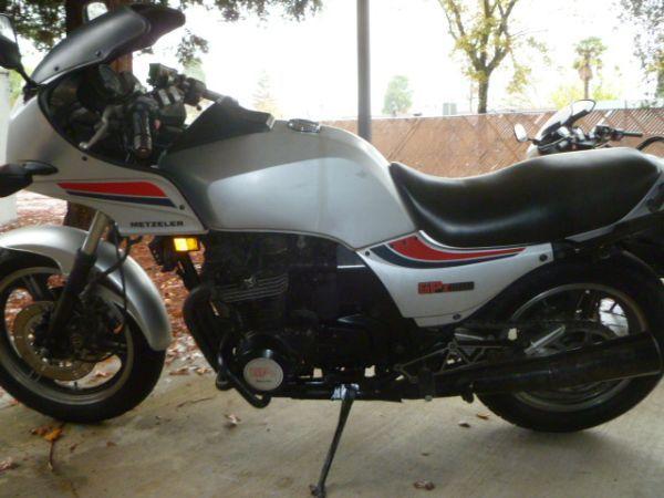 1984 Kawasaki Gpz 1100 - $1400