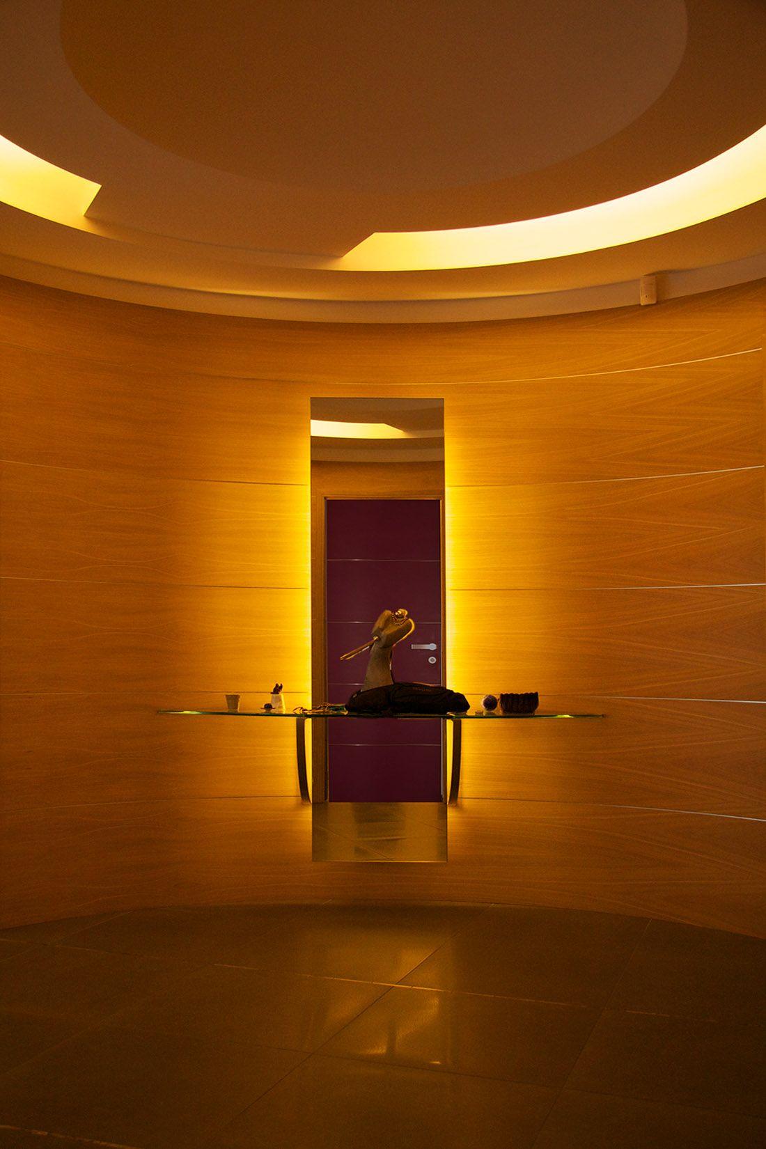 Appartamento Jap Sala D Ingresso Interni A Posillipo Interior