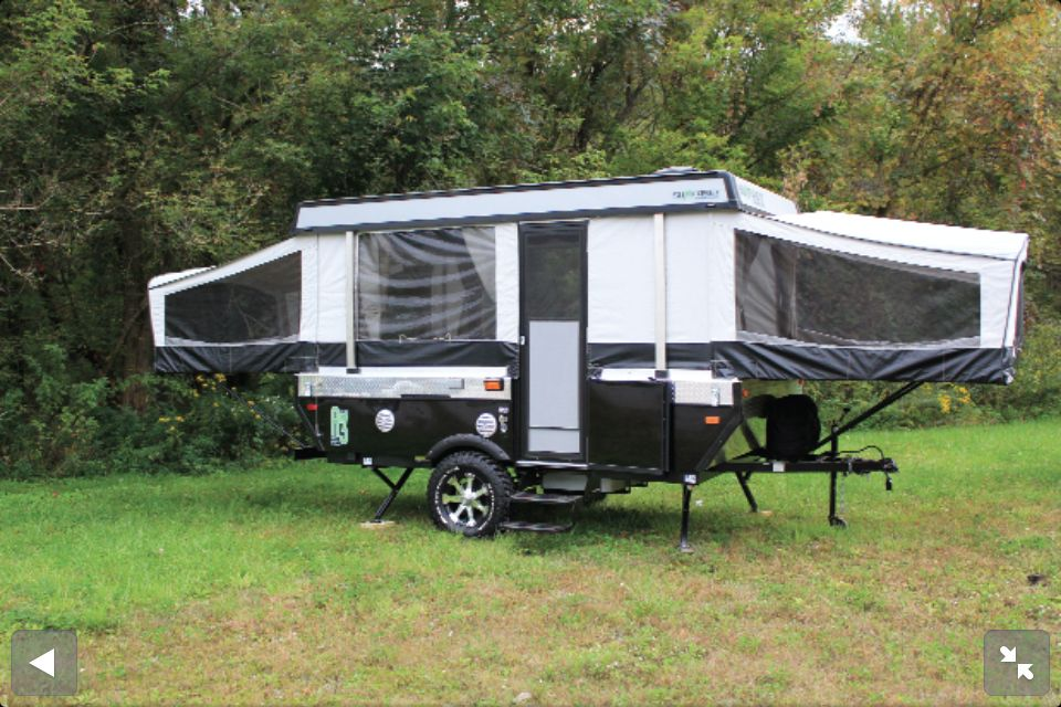 Somerset E3 Off road tent trailer!! This thing is awesome ...