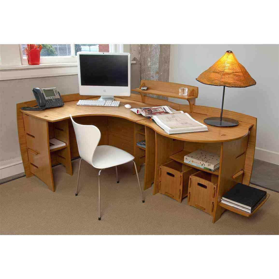 Legare Corner Desk Modern Home Office Furniture Home Office