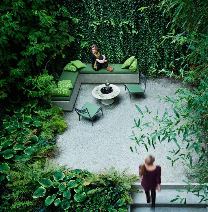 Jardim Urbano Casa De Valentina Small Urban Garden Garden Urban Garden