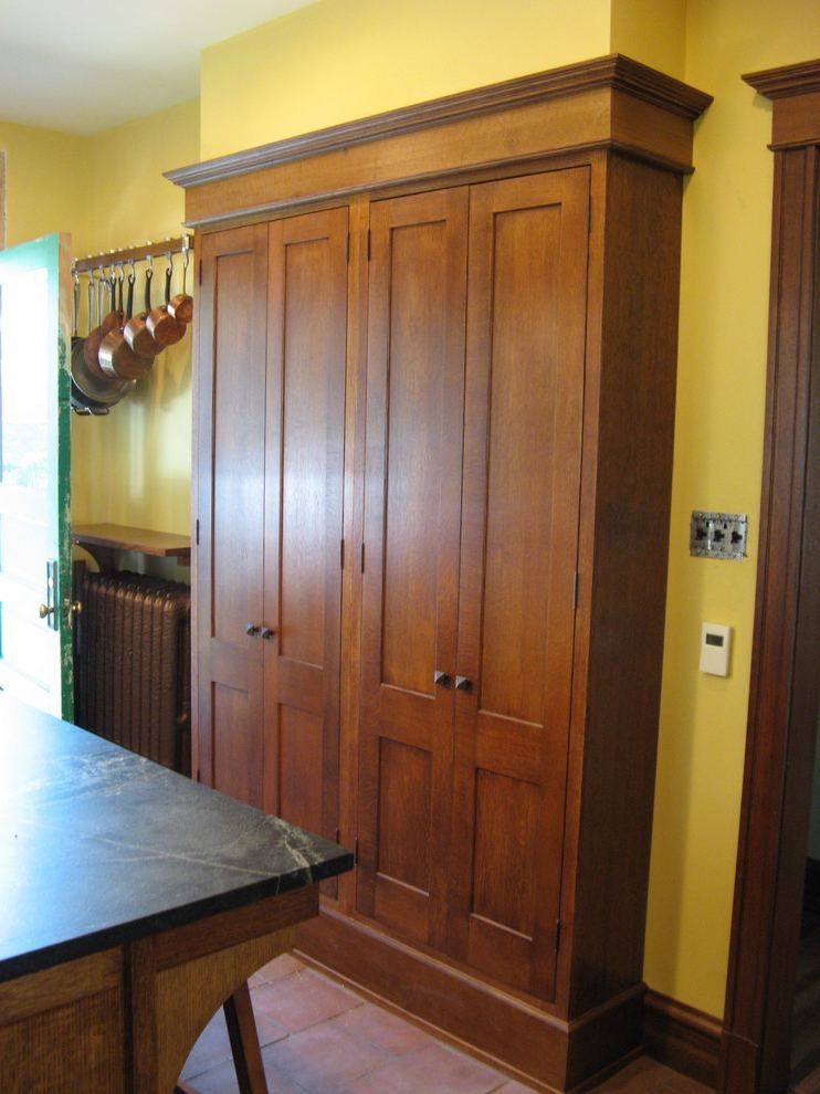 countertop pantry closet in kitchen ideas | Pantry Cabinet Home ...